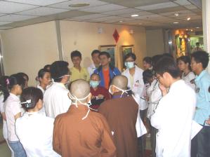 医療従事者と臨床仏教師のチームケア活動