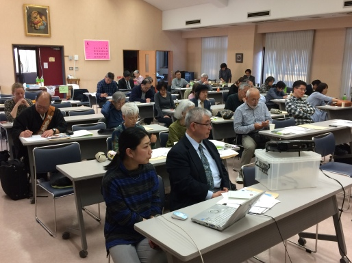 April 19, 2017 Public Gathering No Nukes and the U.S Japan Nuclear Cooperation Agreement in Tokyo