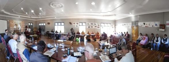 2014年INEB理事会、ミャンマー