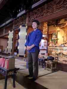 Rev. Michinori Sasaki